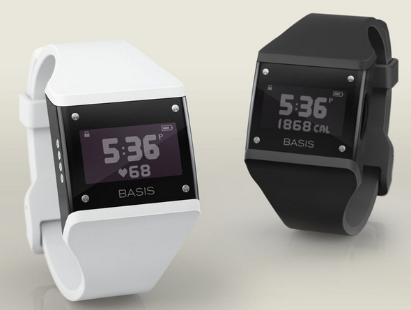 Basis Monitoring Wristwatch