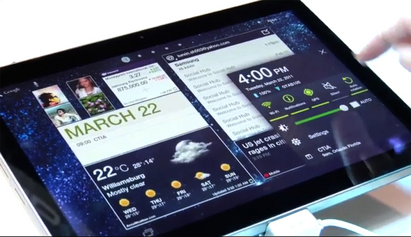 Tablet Shootout: Which Fits Your Enterprise?