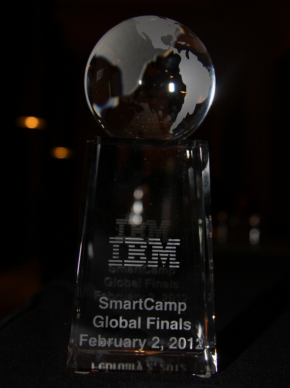 IBM SmartCamp 2012 Finalists 