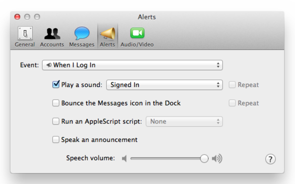 Making The Most Of Mountain Lion Messages