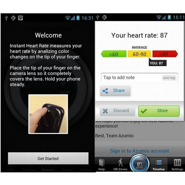 Measure Your Heart Rate