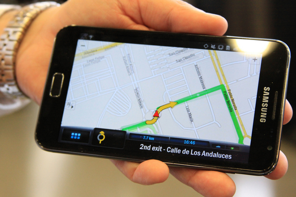 MWC 2012: Smartphone Apps, Gadgets For Cars