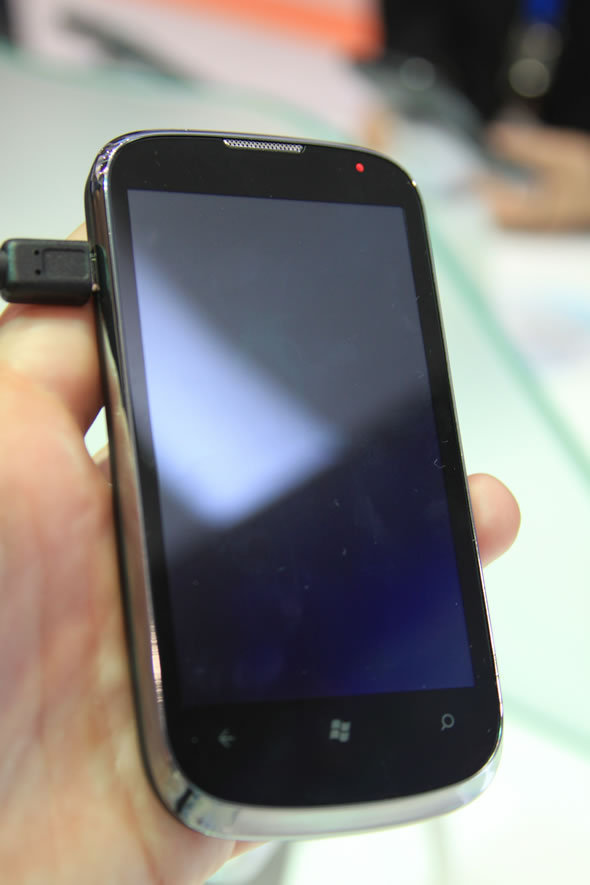 ZTE Orbit Windows Smartphone