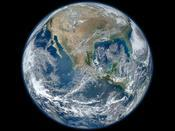NASA's Blue Marble: 50 Years Of Earth Imagery