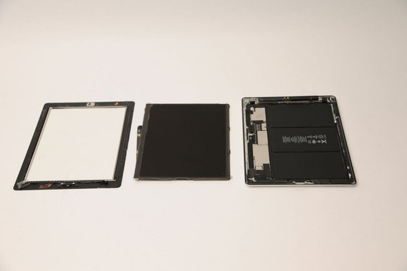 New iPad Teardown: Inside Apple's Tablet