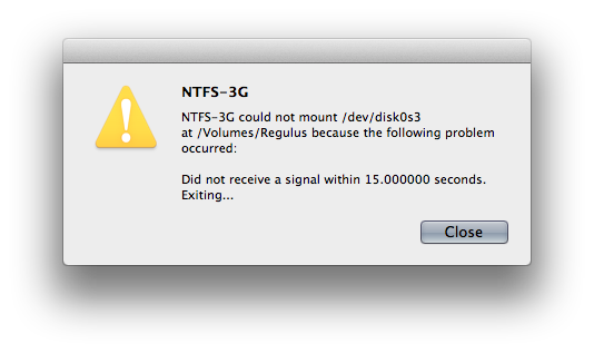 Write To NTFS Drives With OS X Lion