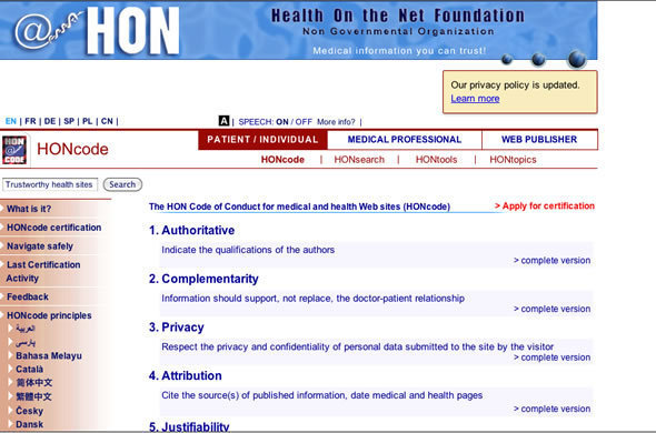 Is That Healthcare Website Making You Sick?