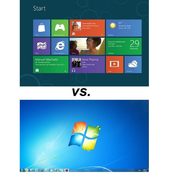 Windows 8: More Than Metro