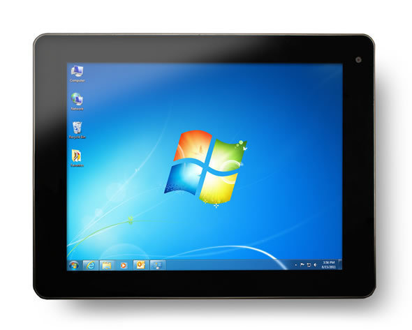 8 Tablets Fit For Windows 8 Beta