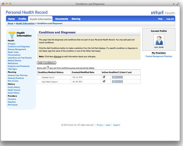 9 Popular Personal Health Record Tools