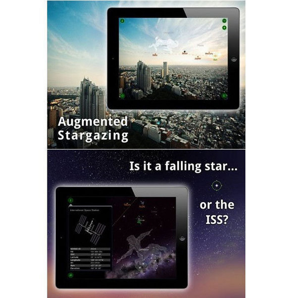 10 App Stars For New iPad Screen