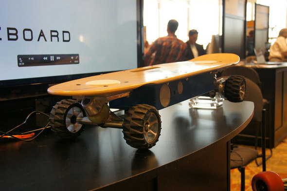 The Segway Of Skateboards