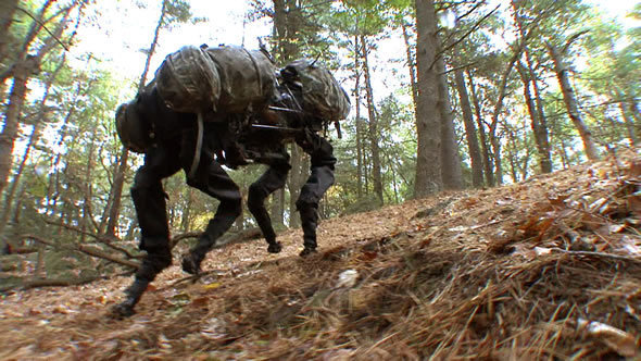 U.S. Military Robots Of The Future: Visual Tour