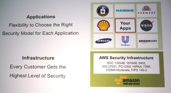 Amazon Promise #2: Cloud Offers New Security Advantages