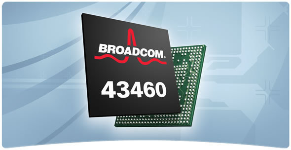 Broadcom BCM43460 5G WiFi System-on-Chip (SoC)