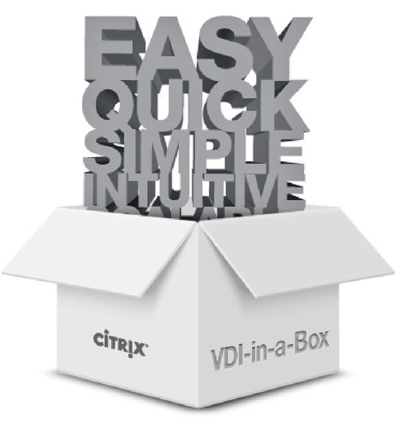 Citrix VDI-in-a-Box