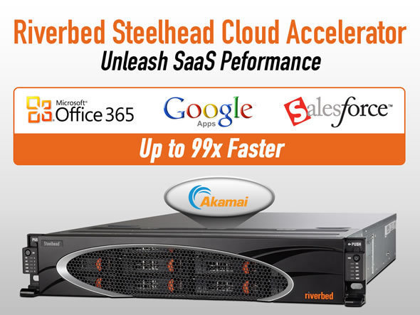 Riverbed Steelhead Cloud Accelerator
