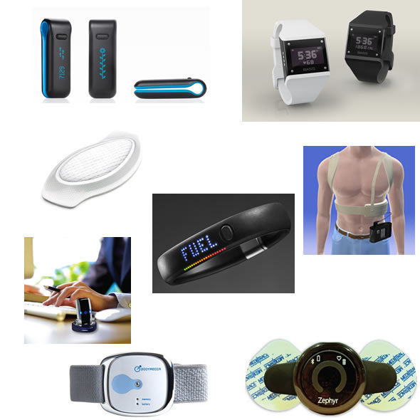 New Gadgets Monitor Your Health And Fitness
