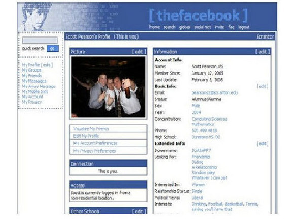 Facebook's History: From Dorm To IPO Darling