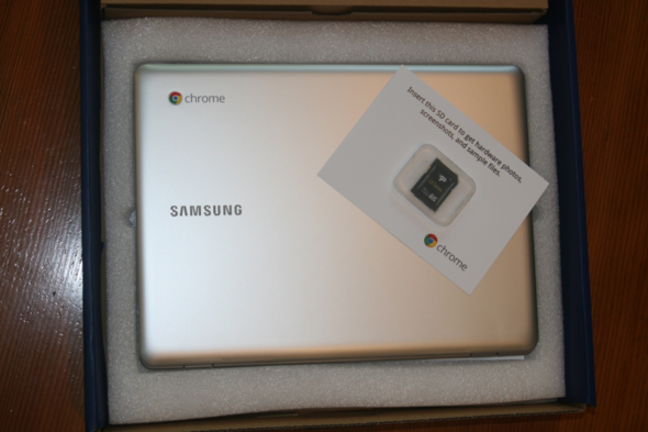 Chromebook Unboxed