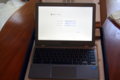 New Chromebook: A Visual Tour