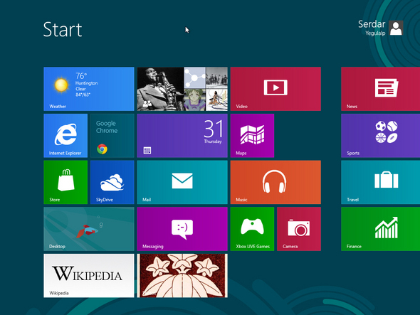 Windows 8 Release Preview: Key Features