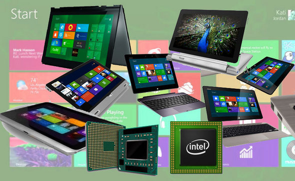 Windows 8 Tablets: Computex Sneak Peek