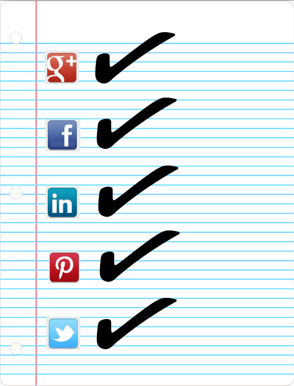 5 Social Networks To Achieve 10 Business Tasks