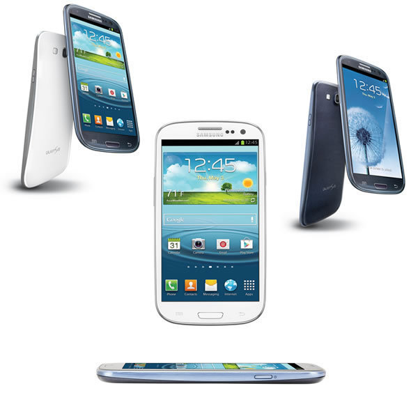 Samsung Galaxy S III Visual Tour: Android Superphone