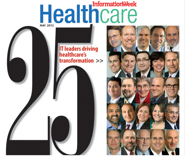25 CIOs Transforming Healthcare