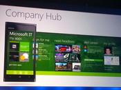 Windows 8 Company Hub