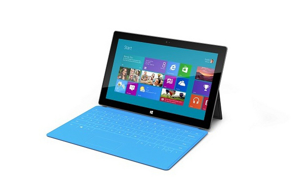 Microsoft Surface Tablet: 10 Coolest Features