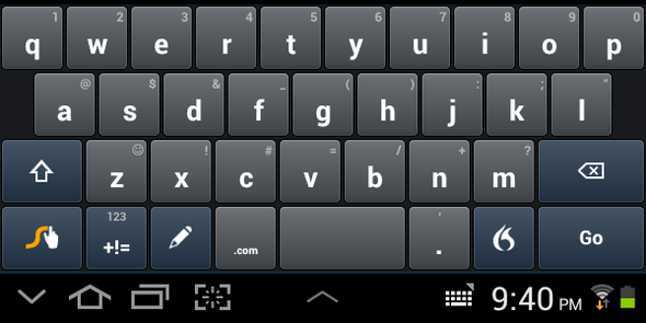 Swype Android Beta Adds Dragon Speech, Handwriting Recognition
