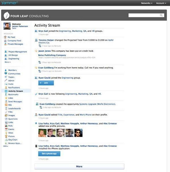 Yammer Acquisition Raises Social Strategy Questions
