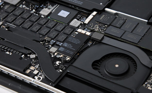 Teardown: Inside Apple MacBook Pro