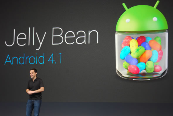Android 4.1 Jelly Bean: Sweet!