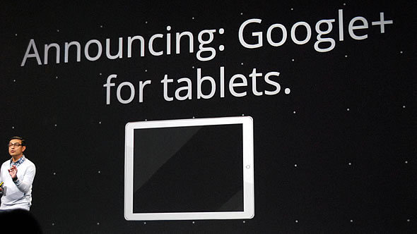 Google+ For Tablets