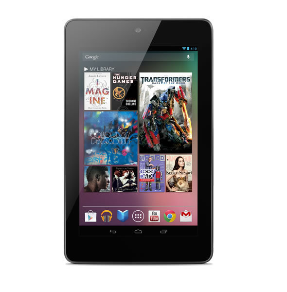 Google Nexus 7 Tablet: 10 Coolest Features