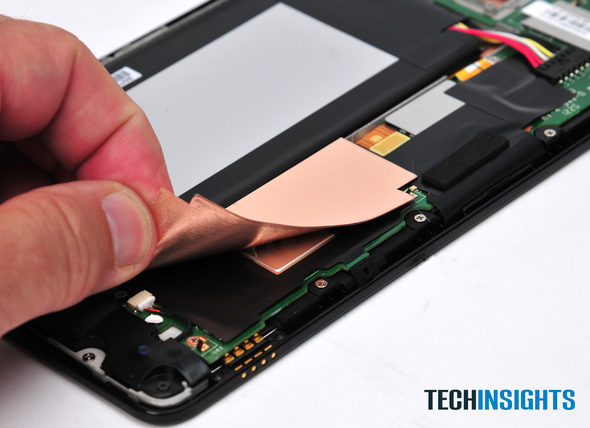 Complete Google Nexus 7 Teardown