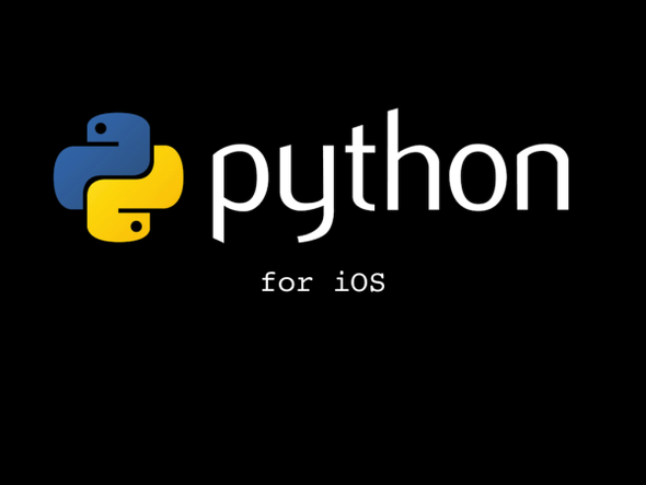 Python For iOS Brings Coding To iPad, iPhone