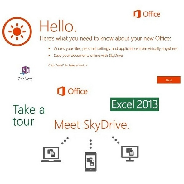 Microsoft Office 2013: 10 Best Features