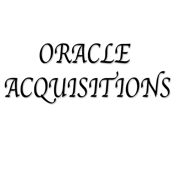 ORACLE ACQUISITIONS