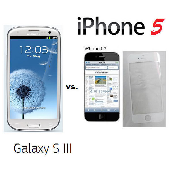 Clash Of The Smartphone Titans