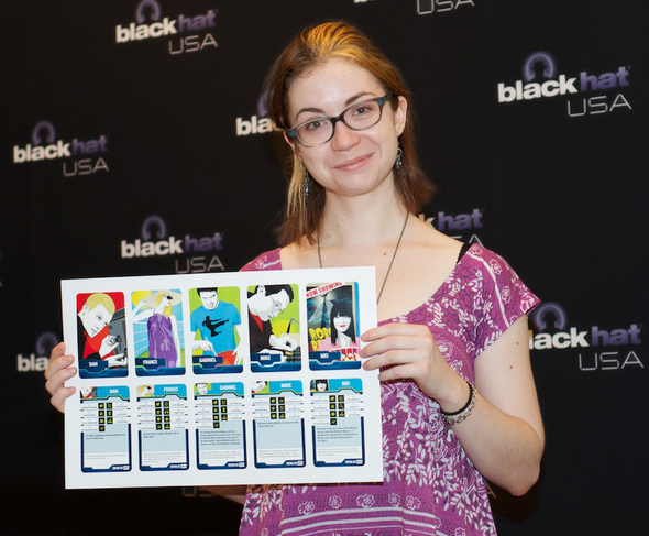 Hacker Card Game Targets Newby Security Pros