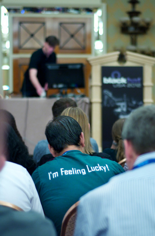 11 Security Sights Seen Only At Black Hat