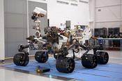 Curiosity's Mars Mission