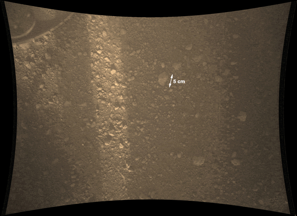 NASA Curiosity Visual Tour: Mars, Revealed