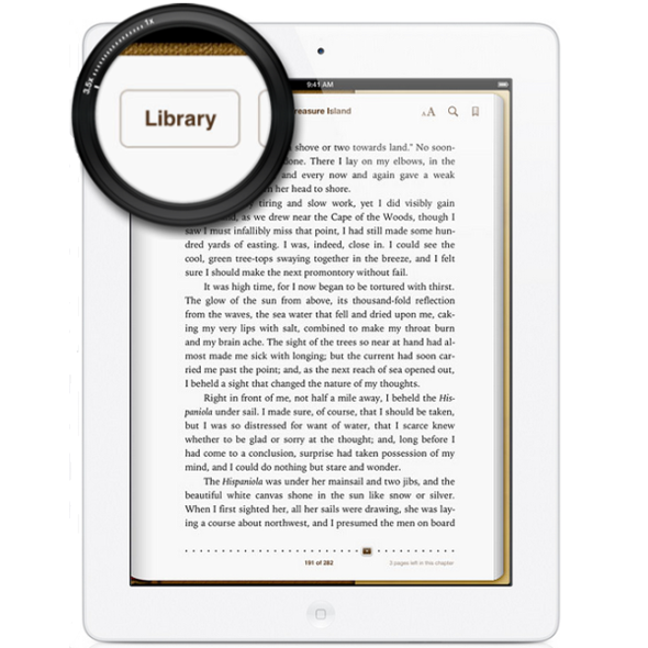 Advantage, Tablet: Natural eReader