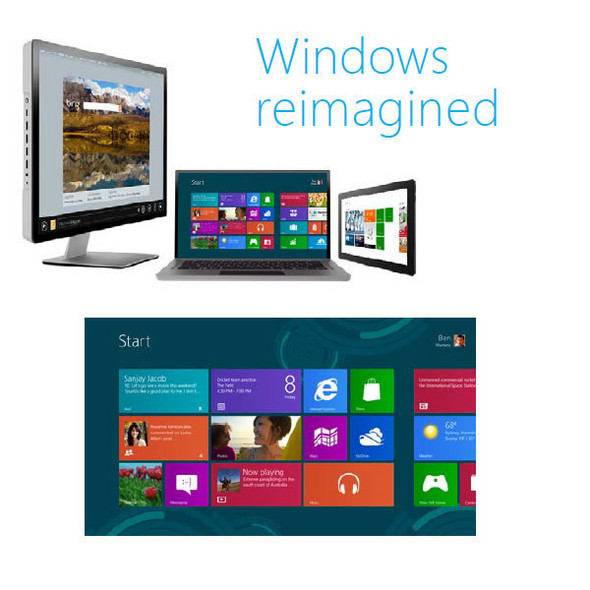 Windows 8 Vs. Windows RT: 8 Key Differences