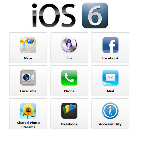 Most iOS 6 Changes Impress
